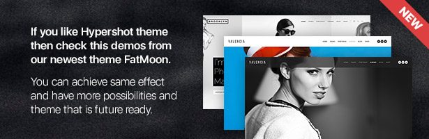 Hypershot - Photography Portfolio WordPress Theme - 2