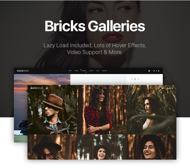 PhotoProof | Photography Responsive WordPress Theme - 10