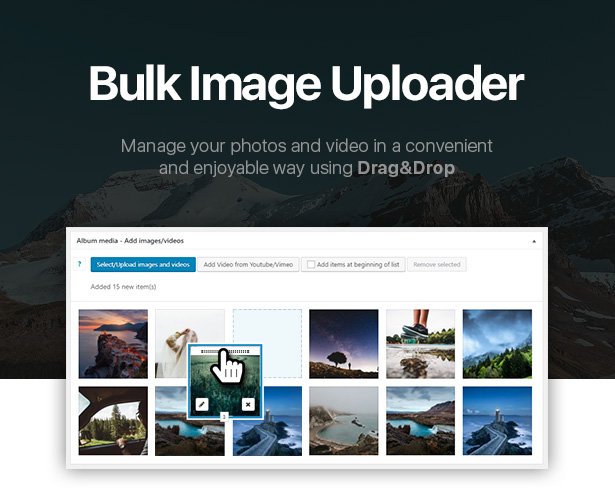 photoproof | photography responsive wordpress theme (photography) PhotoProof | Photography Responsive WordPress Theme (Photography) 8