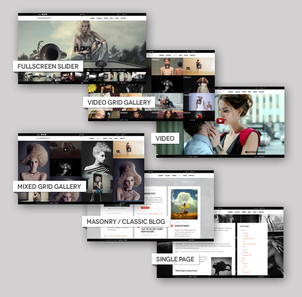 Hypershot - Photography Portfolio WordPress Theme - 6